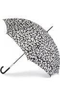 Lulu Guinness Wild Cat Leopard Umbrella Wild Cat Leopard Umbrella - Lyst