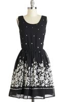 ModCloth Night Breeze Dress - Lyst