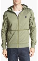 Bench Machin Hooded Jacket - Lyst