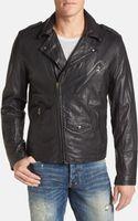 Levi's Leather Moto Jacket - Lyst