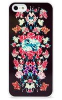 Blissfulcase Floral Print Iphone 5 5s Case - Lyst
