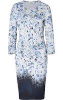 Preen By Thorton Bregazzi Jazmyn Dress in White Flower - Lyst