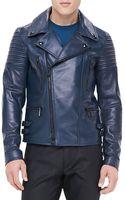 Belstaff Kettering Leather Biker Jacket - Lyst