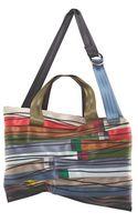 Kao Pao Shu James Bag Multicolor - Lyst