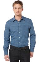 Perry Ellis Shirt - Lyst