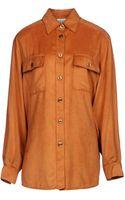 Gianfranco Ferré Long Sleeve Shirt - Lyst