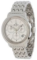 Glam Rock 40mm Stainless Steel Chronograph Watch with 7link Bracelet - Lyst