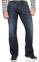 Guess Jeans Falcon Bootcut Obstruction Wash - Lyst