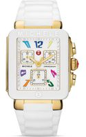 Michele Park Jelly Bean White Carousel Watch 33mm - Lyst