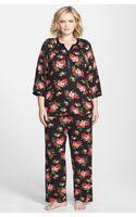 Midnight By Carole Hochman Keep Me Close Pajamas - Lyst