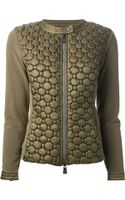 Moncler Grenoble Quilted Front Jacket - Lyst