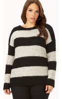 Forever 21 Fireside Wool Blend Sweater - Lyst