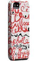 Case-mate® Doodle Iphone 5 Case - Lyst