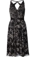 Jason Wu Print Dress - Lyst