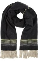 Maiyet Band Striped Scarf - Lyst