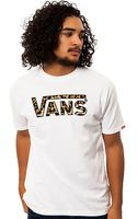 Vans The Classic Fill Tee - Lyst