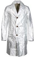 Maison Martin Margiela Fulllength Jacket - Lyst