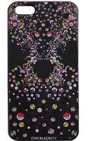 Cynthia Rowley Botanical Dot Iphone 5 Case - Lyst