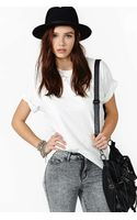 Nasty Gal After Party Vintage Essential Tee - Lyst