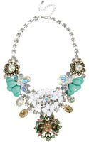 Asos Jewelled Dream Necklace - Lyst