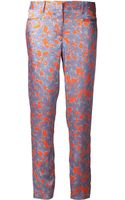 Thakoon Addition Paisley Trouser - Lyst