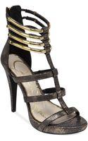 Jessica Simpson Cendini Platform Sandals - Lyst