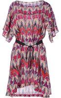 See By Chloé Short Dress - Lyst