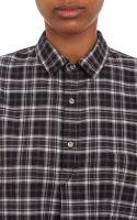 6397 Plaid Flannel Shirt - Lyst