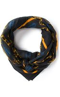 McQ by Alexander McQueen Printed Scarf - Lyst