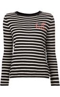 Chinti & Parker Striped Sweater - Lyst