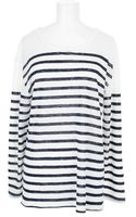 Current/Elliott x Charlotte Gainsbourg Top - Lyst