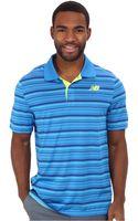 New Balance Tournament Polo Shirt - Lyst