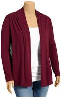 Old Navy Plus Openfront Jersey Cardis - Lyst
