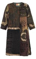 By Walid Vintage Ecclesiastical Swing Coat - Lyst