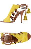 Aquazzura Sandals - Lyst