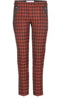 Stella McCartney Daniels Cotton and Woolblend Trousers - Lyst
