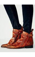 Free People Left Bank Ankle Boot - Lyst