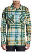 Burberry Brit Rainton Check Sportshirt - Lyst