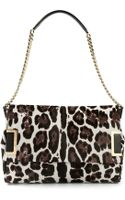 Jimmy Choo Shoulder Bag - Lyst