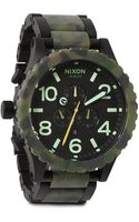 Nixon 5130 Chrono Analog Watch - Lyst