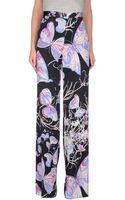 Emilio Pucci Casual Pants - Lyst