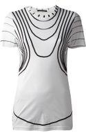 Christopher Kane Digital Print Tshirt - Lyst