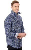Robert Graham Hillstone Ls Woven Sport Shirt - Lyst