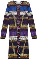 Peter Pilotto Printed Jersey Dress - Lyst