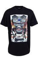 Givenchy Racer Printed Cotton T-shirt - Lyst