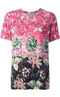Mary Katrantzou Jewel Floral Print T-Shirt - Lyst