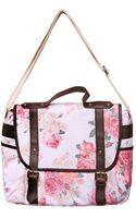 Wildfox Austen Rose Messenger Bag - Lyst