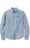 Gant Rugger Gingham Sport Shirt - Lyst