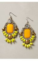 Anthropologie Rococo Candy Earrings - Lyst