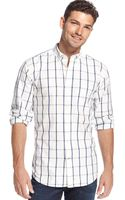 Tommy Hilfiger Mac Tattersal Shirt - Lyst